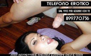 Padrone al Telefono Erotico 899319905